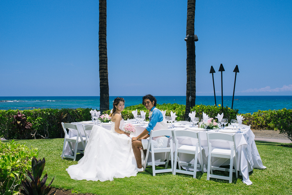Wedding Reception at Fairmont Orchid fairmont_072016_0267