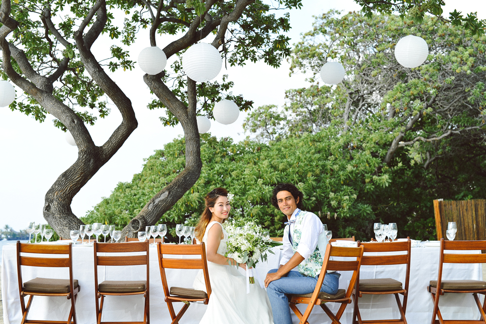 Wedding Reception at Four Seasons Hualalai fourseasons_072016_0684