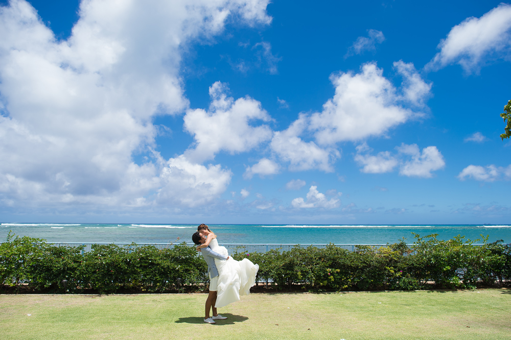 Halepunakai Hawaii Estate Wedding
