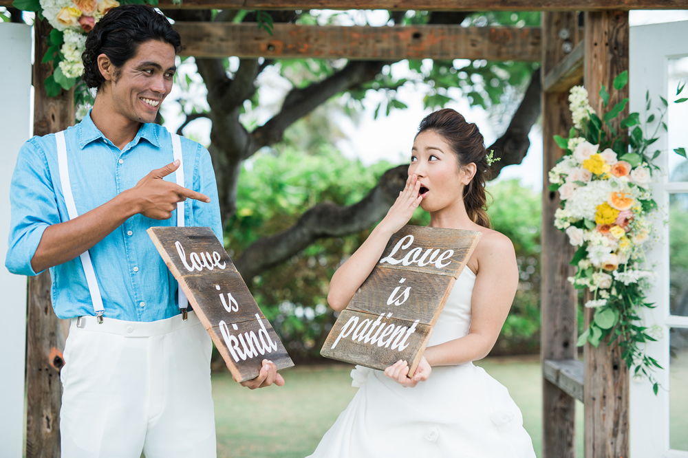 Hawaii Wedding Favors and Other Small Items