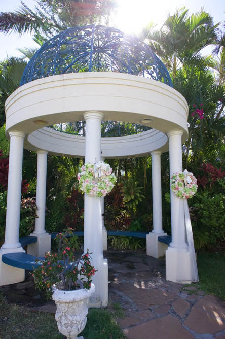 Diamond Head Anela Garden Chapel Ceremony