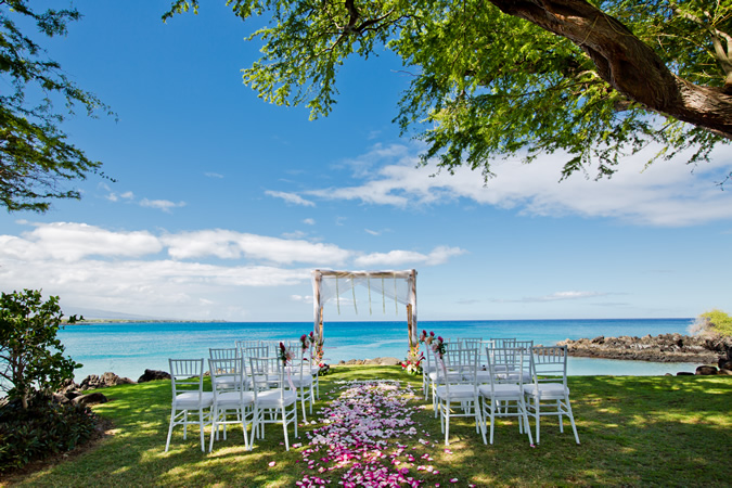 Hapuna Beach Prince Hote, Wedding Ceremony
