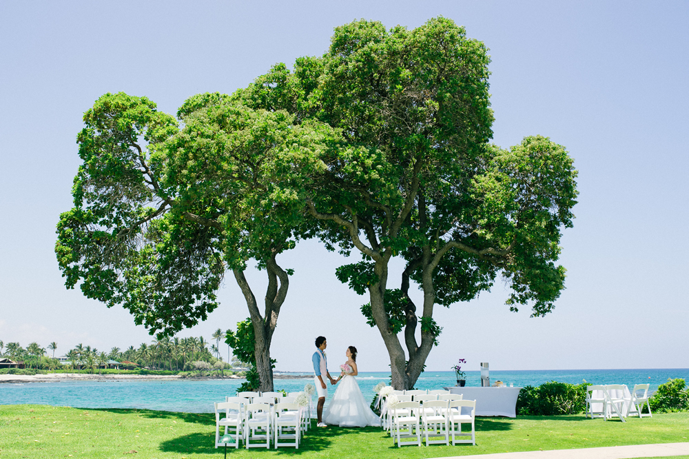 Wedding Reception at Fairmont Orchid fairmont_072016_0227