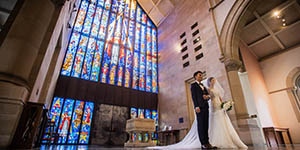 St Andrews Cathedral Hawaii Wedding Ceremony