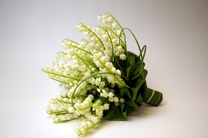 Lily of the valley Bouquet<