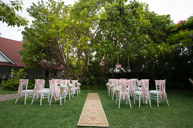 Bayer's Estate Hemmingway Vintage Plan Ceremony & Reception